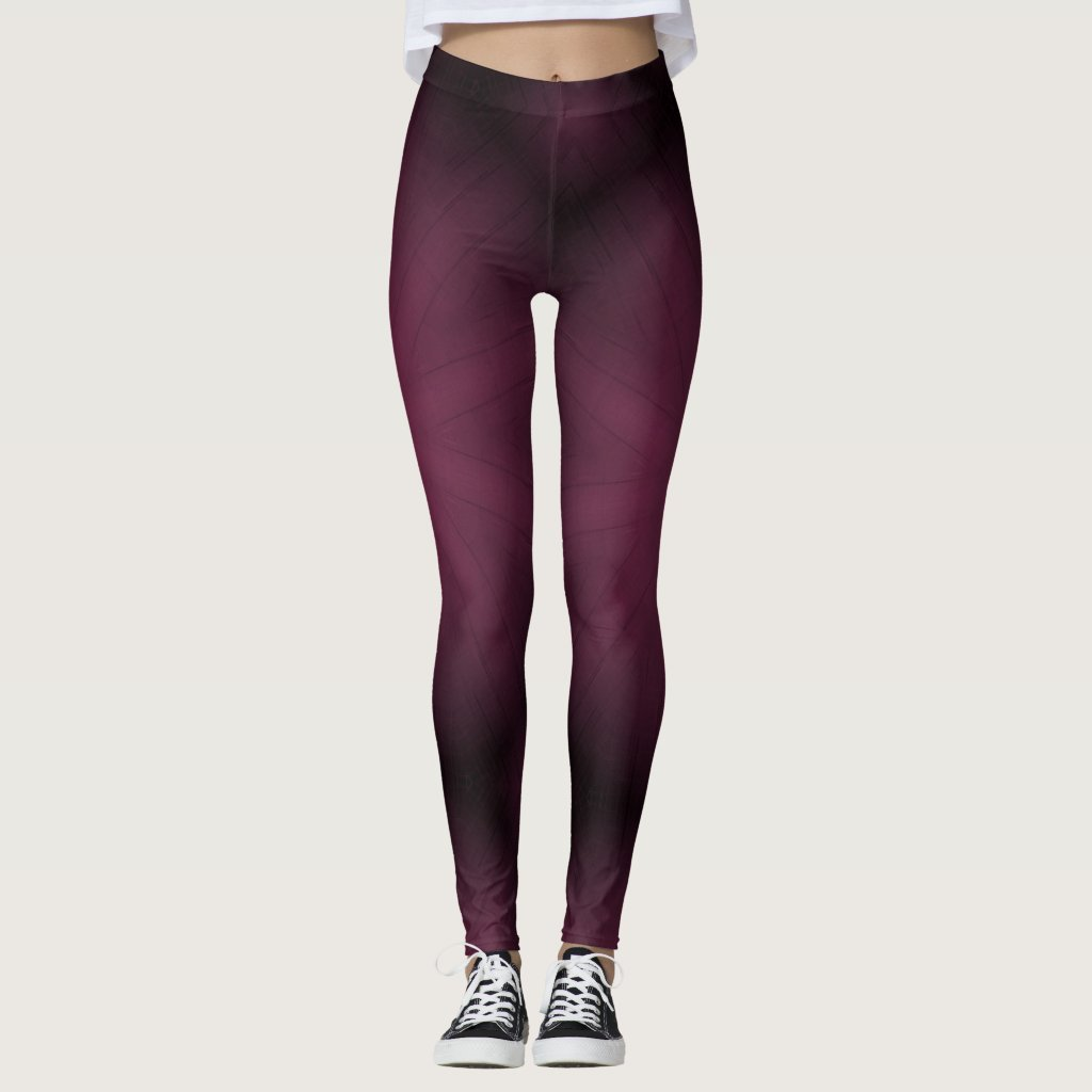 Faded Purple Leggings