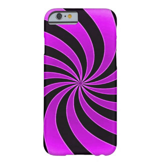 Faded Purple Mind Warp Barely There iPhone 6 Case