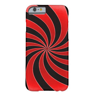Faded Red Mind Warp Barely There iPhone 6 Case