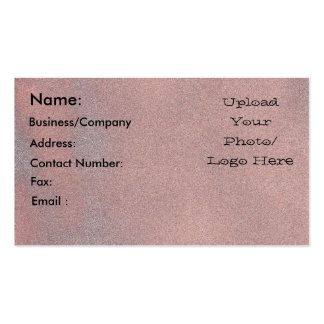 Faded Retro Business Card