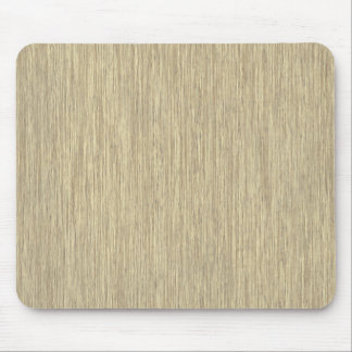 Faded Rustic Grainy Wood Background Mouse Pad
