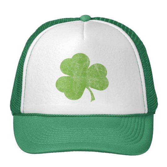 Faded Shamrock trucker cap Trucker Hat