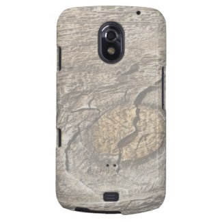Faded Weathered Wood Textures Samsung Galaxy Nexus Case