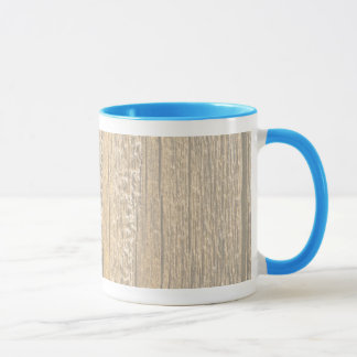 Faded Wood Fence Mug