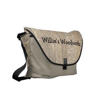 Faded Wood Messenger Bag rickshawmessengerbag
