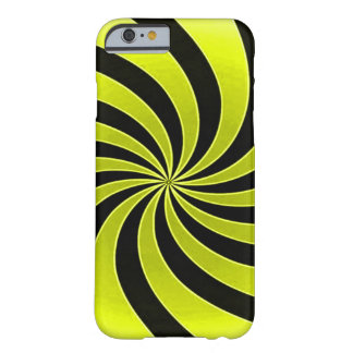 Faded Yellow Mind Warp Barely There iPhone 6 Case