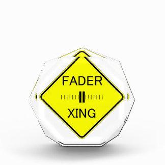 Fader Crossing Acrylic Award