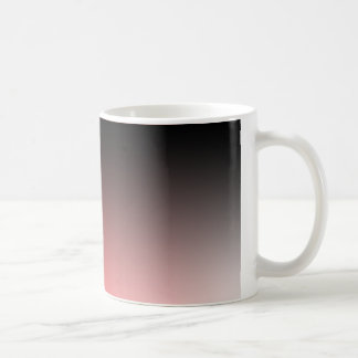 Fades: Black and Red Coffee Mug