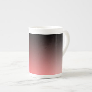 Fades: Black and Red Tea Cup