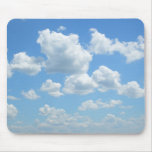 Fading Blues Mouse Pad