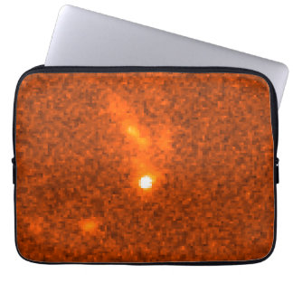 Fading Fireball From Gamma Ray Burst 990123 (Close Laptop Sleeves
