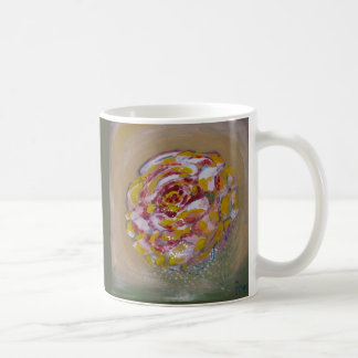 """Fading Flower"" Classic Mug"