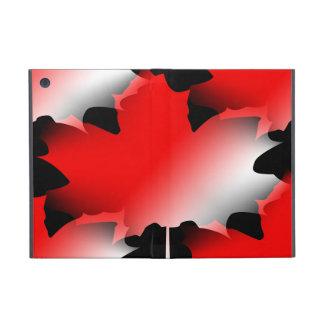 Fading Maple Leafs iPad Mini Covers