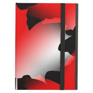 Fading Maple Leafs iPad Cover