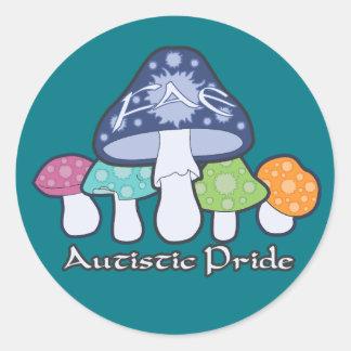 FAE - Autistic Pride Classic Round Sticker