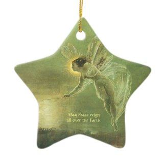 Fae - Fairy Angle Star shape Christmas Ornemant