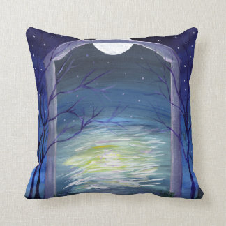 Fae Haven Double sided throw pillow