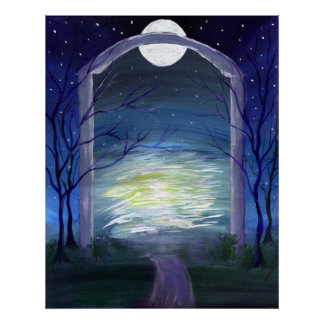 Fae Haven fairy faerie magical world poster