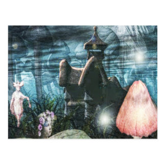 Fae Magic Postcard