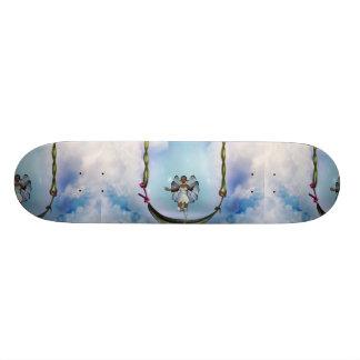Fae on Swing Skate Board Decks