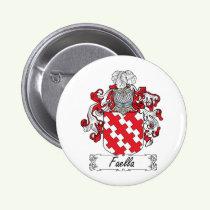 Faella Family Crest Button