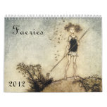 Faerie 2012 Calendar