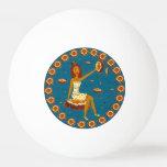 Faerie ambarino pelota de ping pong