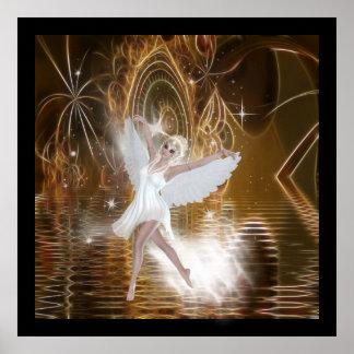 Faerie Dancer Print
