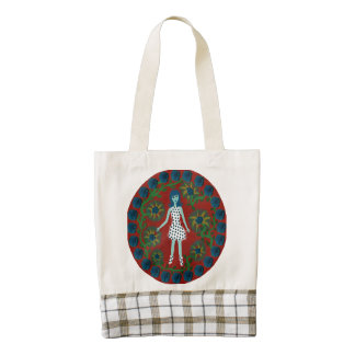 Faerie de Cavansite Bolsa Tote Zazzle HEART