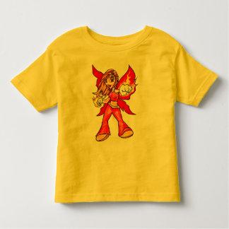 Faerie del fuego tee shirts