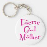 Faerie-Dios-Madre Llaveros Personalizados