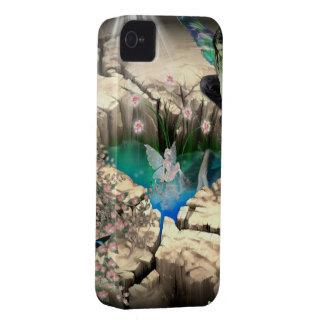 Faerie en la charca de Elven iPhone 4 Fundas