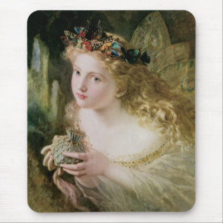 Faerie (Fairy) Painting Mousepa by Sophie Anderson Mouse Pad