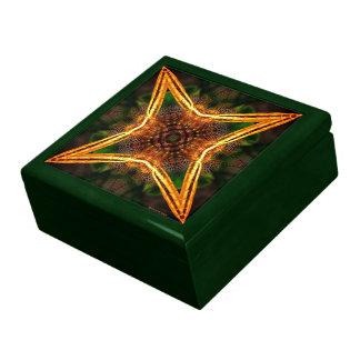 """Faerie Filigree"" Mandala Gift Box"