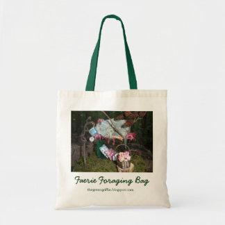 Faerie Foraging Bag