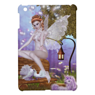 Faerie Garden.png iPad Mini Cases