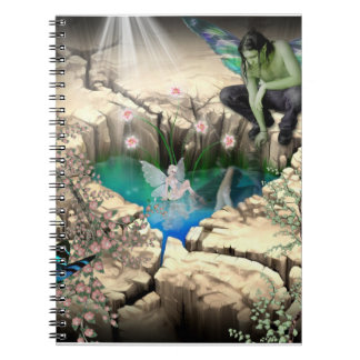 Faerie in Elven Pond Note Books