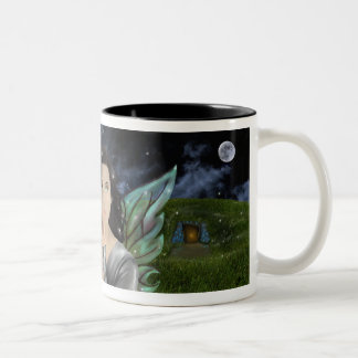 Faerie land awaits mug