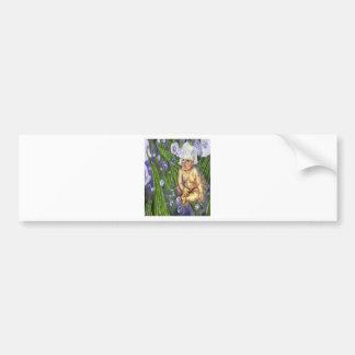 Faerie Lily Bumper Sticker