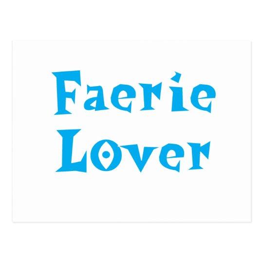 Faerie-Lover Postcard