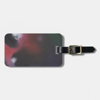 Faerie Madness Abstract Luggage Tag