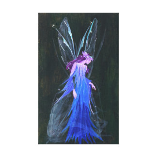 Faerie Queen Painting Canvas Print