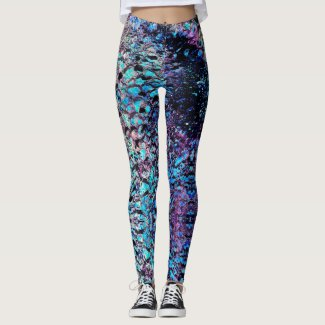 Faerie: Sea Spray, Midnight, Bayou & Yuma Leggings