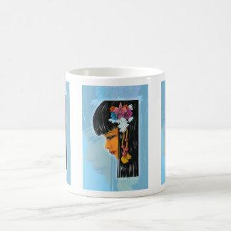 Faerie tropical taza