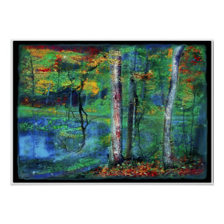 Faerie woods,poster poster