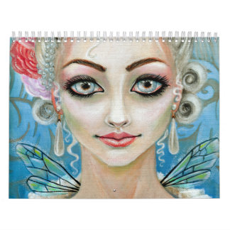 FAERIES by Kim Turner Wall Calendars