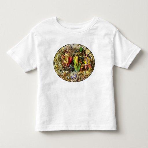 Faeries de Richard Dadd: Oberon y Titania Playeras