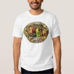 Faeries de Richard Dadd: Oberon y Titania Remeras