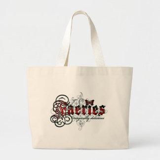 Faeries Magically Delicious Canvas Bag