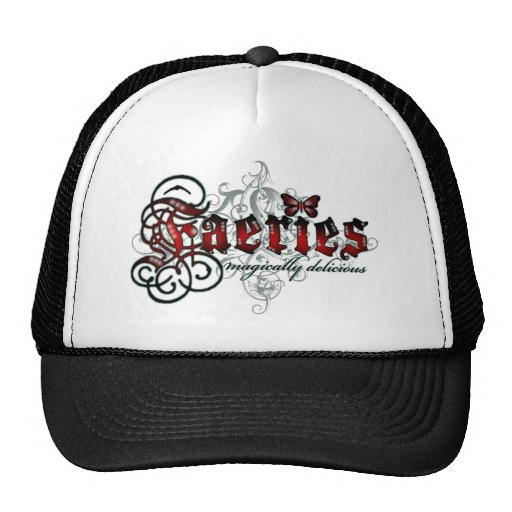 Faeries Magically Delicious Trucker Hat